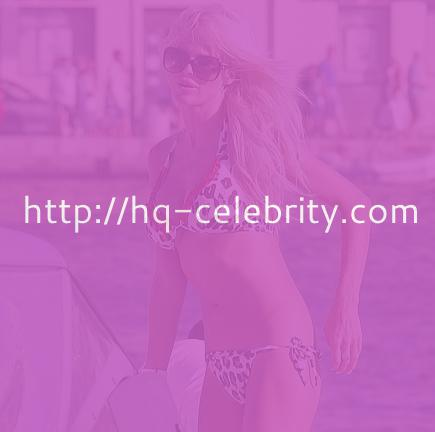 Victoria Silvstedt is proud of her body