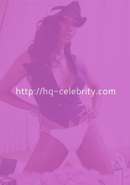 Sexy Vivica A. Fox lingerie pics