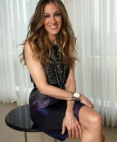 Sarah Jessica Parker Promotes Sex in the City Flick