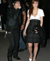 Ashlee Simpson & Pete Wentz couple photos