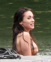 Megan Fox is topless in Jennifers Body