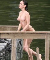 Megan Fox is all wet