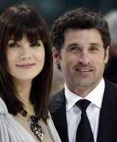 Michelle Monaghan & Patrick Dempsey in Made of Honor premiere