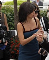 "Penelope Cruz photoshoot for ""Vicky Cristina Barcelona"""