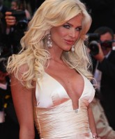 Victoria Silvstedt is hot blonde