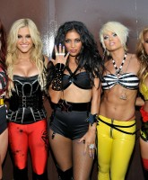 The Pussycat Dolls revealing costumes