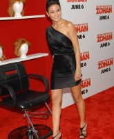 Emmanuelle Chriqui at her Movie Screening