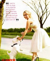 Hayden Panettiere's dog