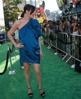 Liv Tyler at The Incredible Hulk premiere
