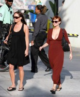 Ashlee Simpson in Hollywood