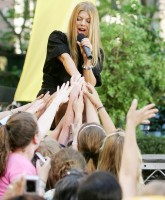 Fergie on ABCs Good Morning America
