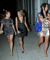 Audrina Patridge & Co in evening dresses