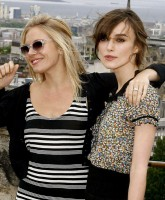 Keira Knightley & Sienna Miller in new movie