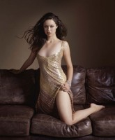 Summer Glau is not just a seasonal beauty