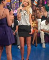 Marisa Miller on MTVs TRL