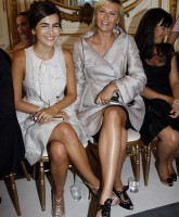 Maria Sharapova & Camille Belle in Paris