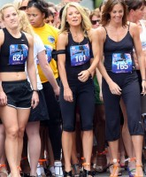 Kelly Ripa in High Heel A Thon