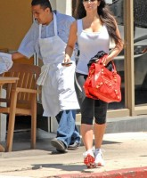 Kim Kardashian raising caffeine levels at Eds
