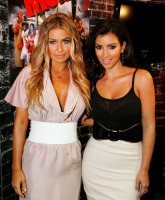 Carmen Electra and Kim Kardashian Disaster