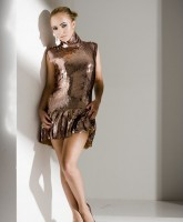 Hayden Panettieres fashion shoot