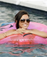 Audrina Patridge in pool