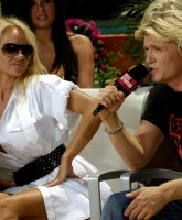 WTF is Pam Anderson doing!?