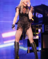 Madonnas Sticky and Sweet Tour pictures