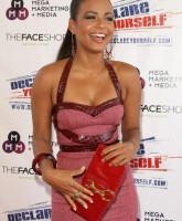 Christina Milians bust