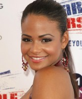 beautiful Christina Milian