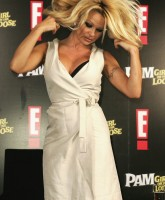 Pamela Anderson is crazy