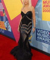 Christina Aguilera at MTV VMA 2008