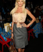 Victoria Silvstedt  is blonde beauty