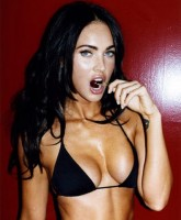 Megan Fox in sexy bikini