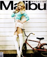 Marisa Miller down and dirty in Malibu Magazine