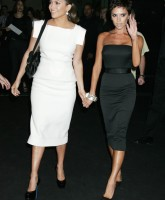Victoria Beckham Jennifer Lopez look like a couple