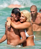 Brooke Hogan and Glen