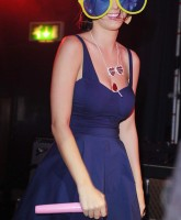 Katy Perry performs at Scala