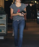 Eva Longoria in casuals
