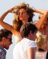 Gisele Bundchen in Santa Monica