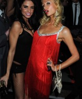 Paris Hilton & Katie Price party together