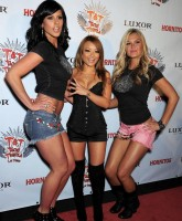 Tila Tequila & bare chests