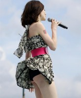 Fantastic Sophie Ellis Bextor shows Underwear