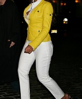 Beyonce out and about in New York City