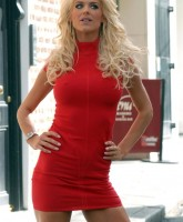 Victoria Silvstedt Posing Pics