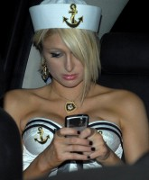 Doctor Paris Hilton Halloween
