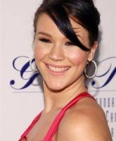 Joss Stone Wags her Tongue