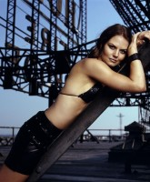 Jennifer Morrison   Hot Biker Chick