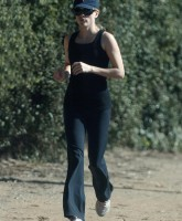 Reese Witherspoon Works Out