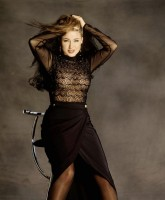 Dannii Minogue in a Fashion Spread