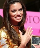 Victorias Secret Angels Light Up the Walk of Fame